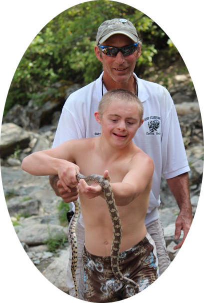 About Joel Zettel - Snake Handler - Middle Fork of the Salmon - Idaho Wilderness Company